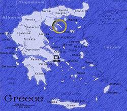 sveta gora mapa Generalni konzulat Republike Srbije u Solunu sveta gora mapa